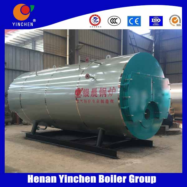 Surprise price fire tube LPG, natural gas boiler with economizer from china top ten boiler manufacture