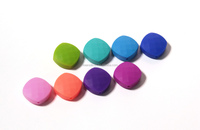 wholesale all types of silicone beads for necklace and bracelet