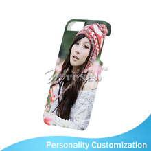 Sublimation Coated DIY wood mobile phone case for iphone for iPhone5/5s