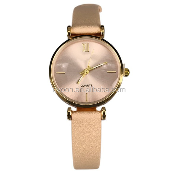Luxury Colorsful Ladies dw Watches Fashion Cheap Waterproof Women Watch