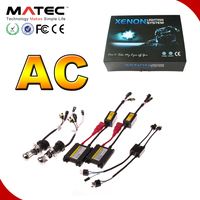 AC TOP Quality long working life 35w 55w slim ballast d1 d2 d3 d4r/s xenon hid bulbs kit