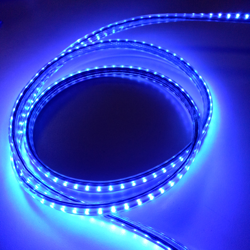 Rohs Light Rgbw Led Strip Individually Addressable 3014 BLUE