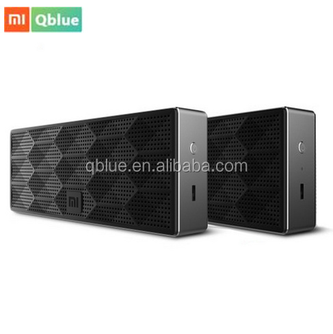 Mi Bluetooth Speaker Box Portable Wireless HIFI Subwoofer Loud Sound Square Box for Smartphone PC Computer Table Xiaomi