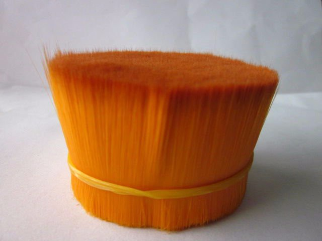 PBT TAPERED FILAMENT FOR ARTIST BRUSH,COSMETCI BRUSH AND MAKEUP BRUSH BRISTLE