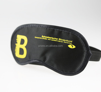 factory made eye cover/eye patch /eye mask for sleeping with ear plug