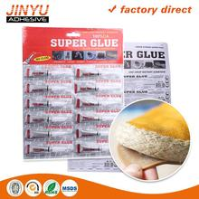 strong viscosity highly adhesive photo and glass glue