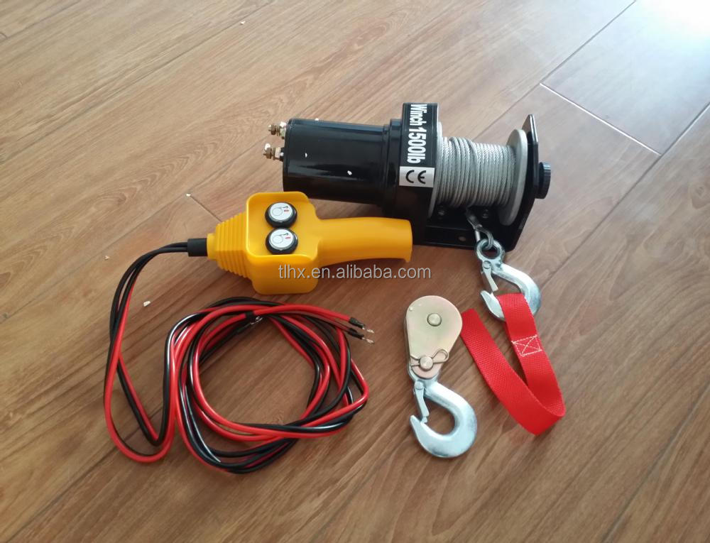 Mini Electric Hoist Motor 12 Volt Buy Electric Hoist 12