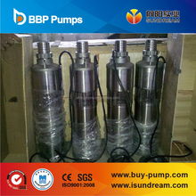 Vertical Water Pump Qy Oil Filled Submersible Pump Irrigation Pump