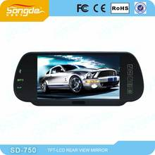 "7"" Inch TFT Car LCD Rear View Rearview Mirror Monitor"