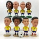world cup Custom made 3D soccer player action figure/pvc sports action figure toy