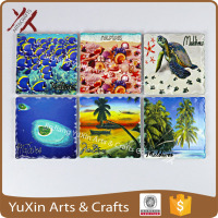 ceramic magnet than paper crafts and gifts of the four seasons new design