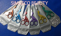 Embroidery Scissors Different Color Handle