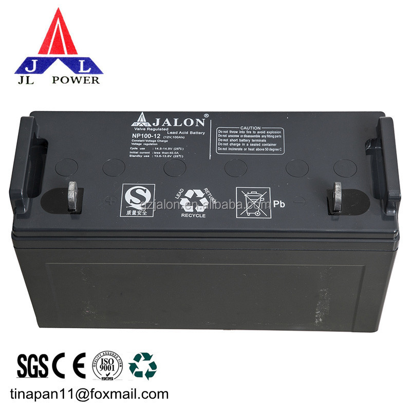 12v ups battery meter 12v 100ah power sonic battery