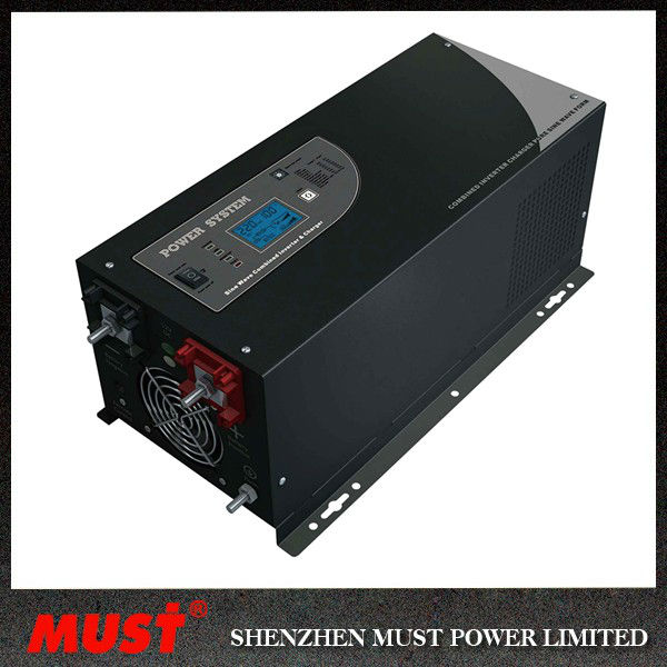 MUST brand factory offered desirable LCD display low frequency must inverter power star w7