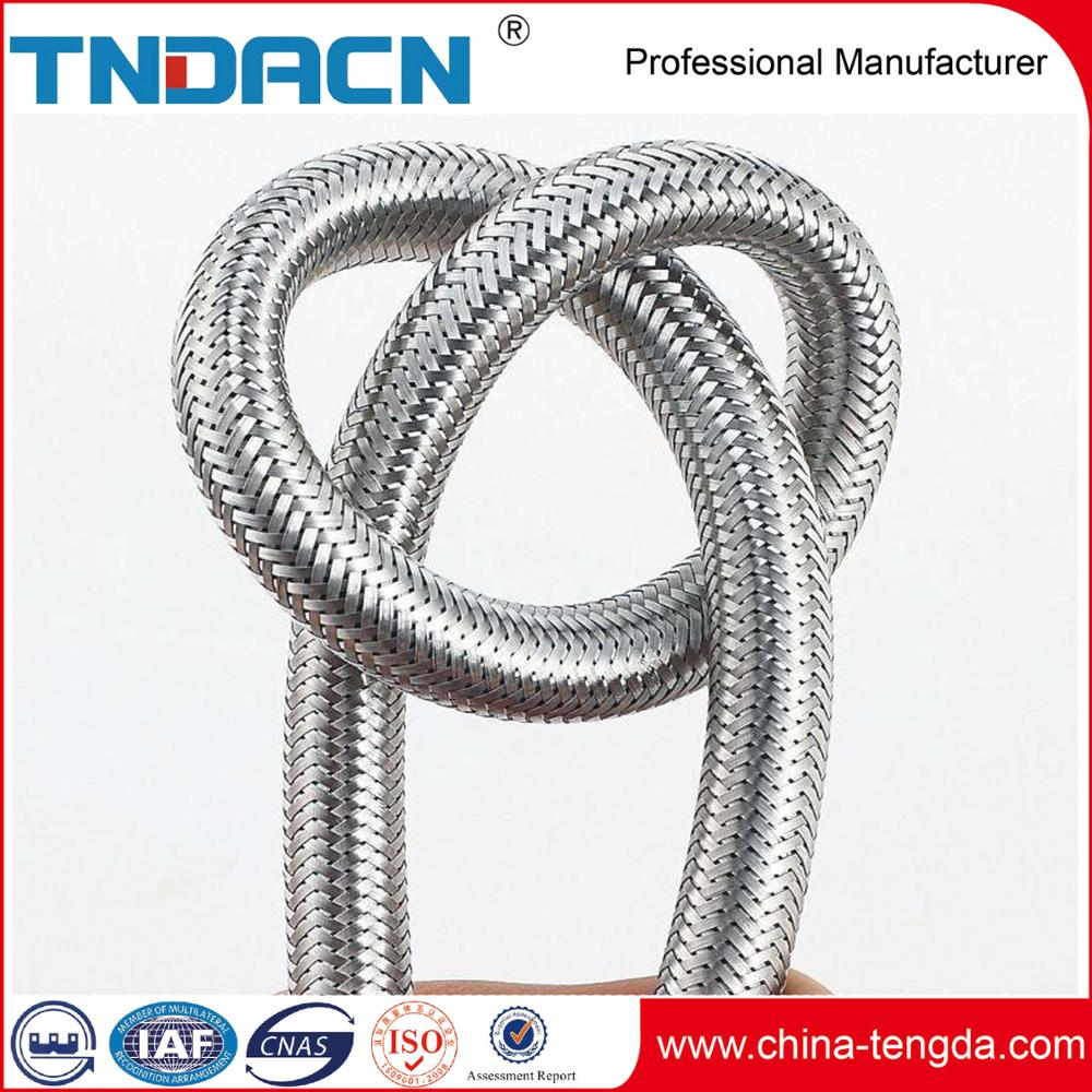 Stainless Steel Explosion Proof Flexible Connecting Pipe