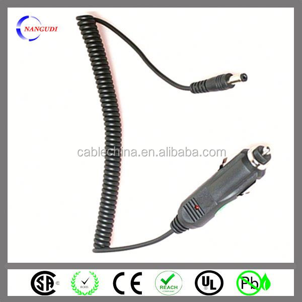 12v cigarette lighter car battery charger