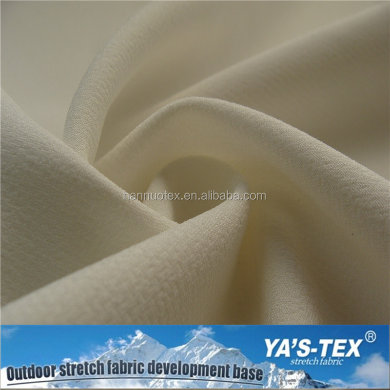 Wholesale stretch waterproof breathable fabric warp knitted fabric for sports wear