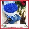 New design fashion flower wrapping wpc flower box