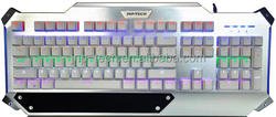 Backlighted Dual Injection Key Kailh Aluminum Mechanical Keyboard