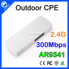 300Mbps Outdoor CPE WiFi Repeater Signal Antenna Long Range Wireless Access <strong>Point</strong> Outdoor CPE