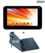 Apad tablet pc + keyboard combo