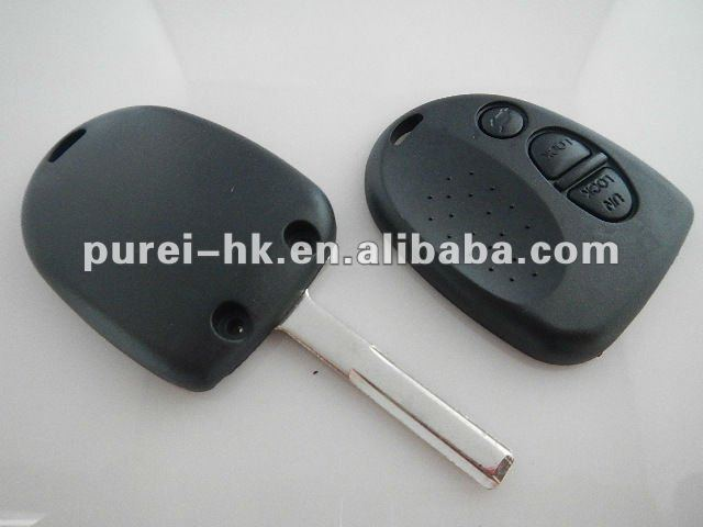 Chevrolet Holden Car remote key blanks 3 buttons wholesale without logo