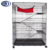 "48"" Large Chinchilla Cat Ferret Cage 2 Door Crate with Hammock"