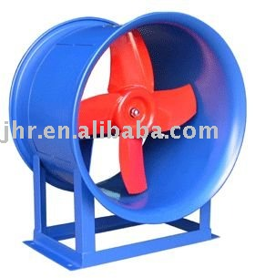 FRP GRP Propeller Wall Mounted Fan