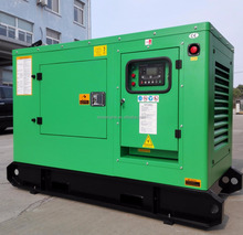 120KW Remote/cell phone/GSM control silent diesel generators