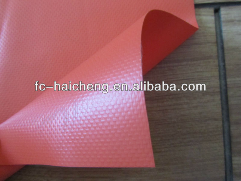 pvc coated tarpaulin fabric, biogas digester cover