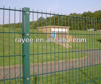 Galvanized Welded Wire Meshes / Welded Double Wire Mesh Fence