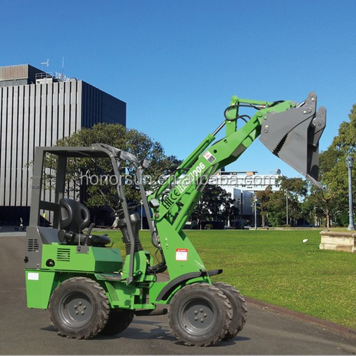 High quality mini loader 906 wheell loader for sell