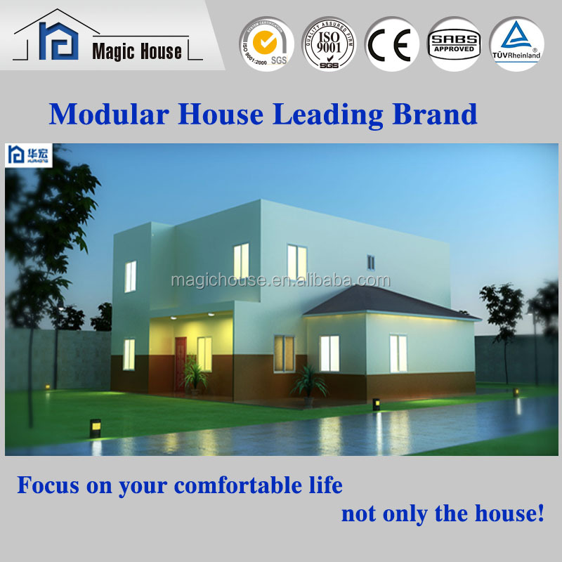 two storey prefab kit homes trailer house container two rooms prefabricated house