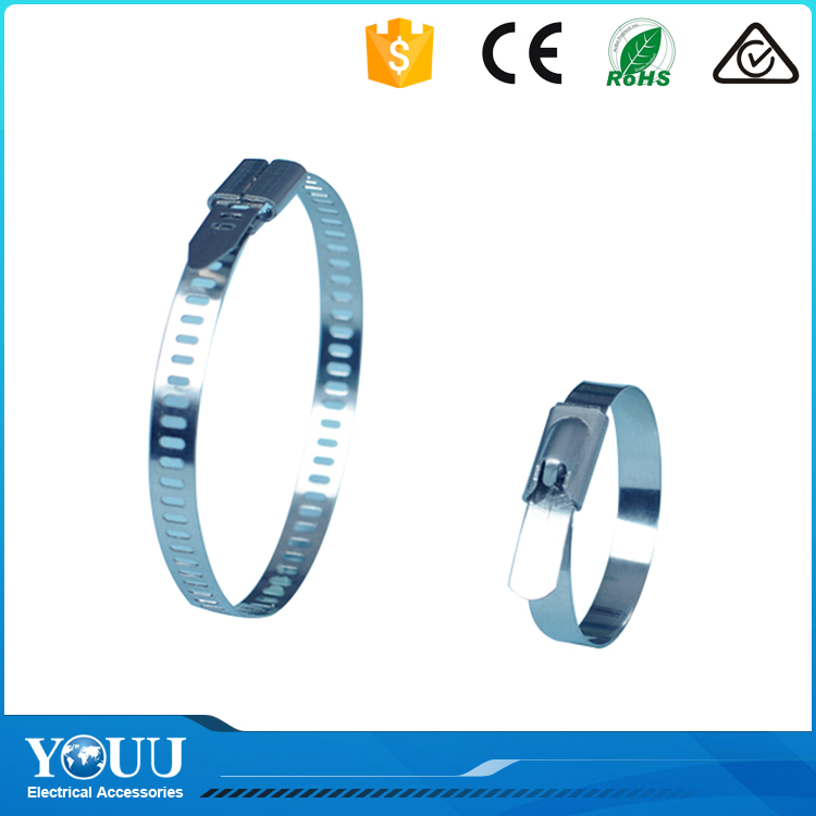 YOUU Zhejiang China Mainland Ball Type 301 304 316 Stainless Steel Cable Ties