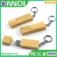 promotional wood usb flash drive with logo 1-64GB