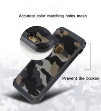 Luxury Camouflage Hybird 2 in 1 PC TPU Back Cover Case for Samsung Galaxy A5 A7 A8 J5 J7 Note5 s7 s7edge Shockproof Armor Case