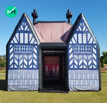 Factory price cheap giant commercial inflatable pub for sale
