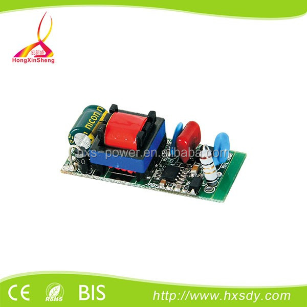 4-7w high PF led driver constant current led driver