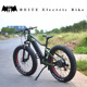 Wholesale 48V 750W electric fat tire 26 inch electric mountain bike bicycle
