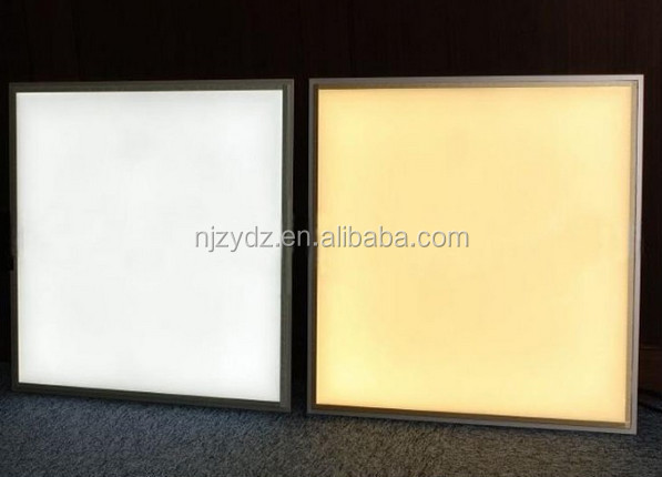 CE certified good price 40w led ceiling panel light 60x60
