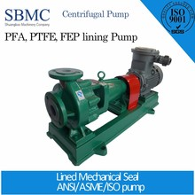 Long life types of pump coupling pharmaceutical chemicals