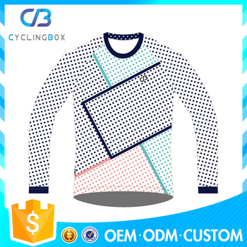Custom Sublimation Print Men Downhill Jersey Customized MTB Mountain Bike Motocross Jerseys No minimum