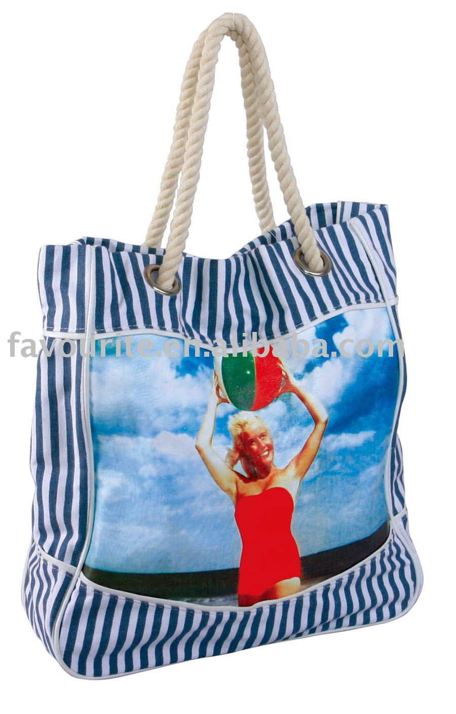 ladies' handbag / fashion bag / beach bag