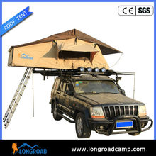 Waterproof Canvas Extra Large Camping Tents for Jeep