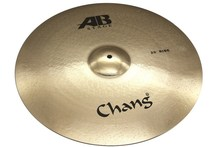 "Chang Jazz Drum Set Cymbal 16"" Crash Cymbal"