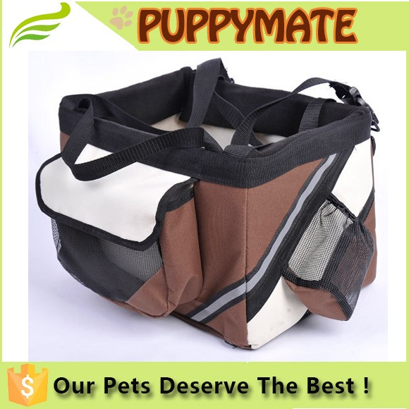 Pet products dog Carrier bike pet carrier