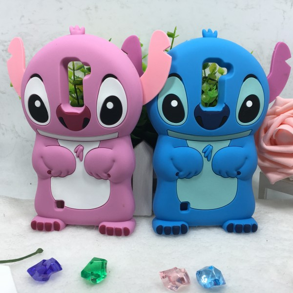 3D Cartoon Stitch Soft Silicon <strong>Cover</strong> Phone Case For LG Optimus G2 G3 G4 G5 Stylus 2 Mini L70 L80 L90 K4 K5 K7 K8 K10 Q7 <strong>Q10</strong> V10
