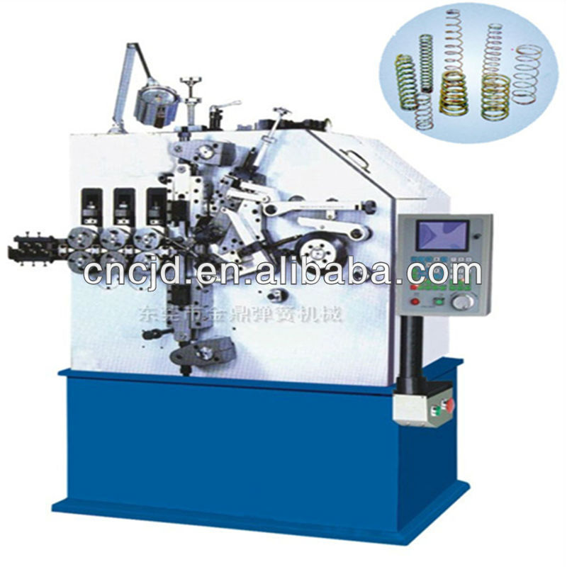 High Precision CNC Bonnell Spring Manufacturing Machine for Spring Coiler