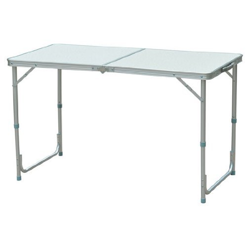 Tianye Aluminum Camping Portable <strong>Folding</strong> Camp Outdoor Indoor Garden Beach Sports Picnic Fold Up Desk Table