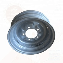 Professional factory tubeless steel wheel rims 4.5J*14 or 4J*12 for minibus and light truck